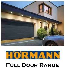 Hörmann Full Door Range