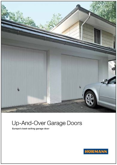 Hörmann Up and Over Garage Door Brochure